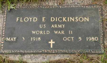 DICKINSON, FLOYD E. - Crawford County, Ohio   FLOYD E. DICKINSON - Ohio Gravestone Photos