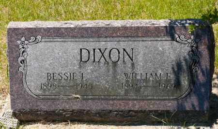 DIXON, WILLIAM E. - Crawford County, Ohio | WILLIAM E. DIXON - Ohio Gravestone Photos