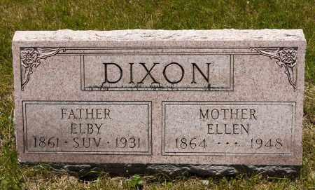 DIXON, ELLEN - Crawford County, Ohio | ELLEN DIXON - Ohio Gravestone Photos