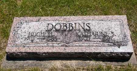DOBBINS, HUGH H. - Crawford County, Ohio | HUGH H. DOBBINS - Ohio Gravestone Photos