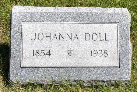 DOLL, JOHANNA - Crawford County, Ohio   JOHANNA DOLL - Ohio Gravestone Photos