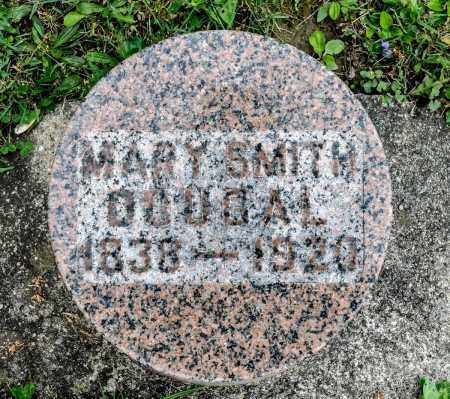 SMITH DOUGAL, MARY - Crawford County, Ohio | MARY SMITH DOUGAL - Ohio Gravestone Photos