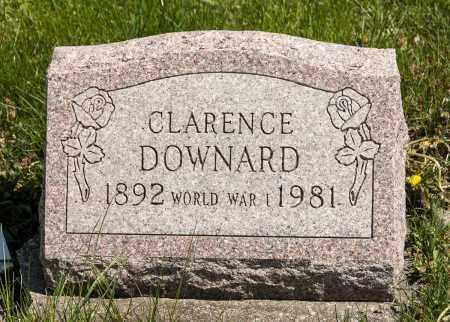 DOWNARD, CLARENCE - Crawford County, Ohio | CLARENCE DOWNARD - Ohio Gravestone Photos
