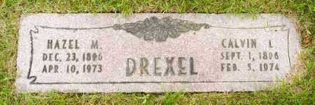 DREXEL, HAZEL M. - Crawford County, Ohio   HAZEL M. DREXEL - Ohio Gravestone Photos