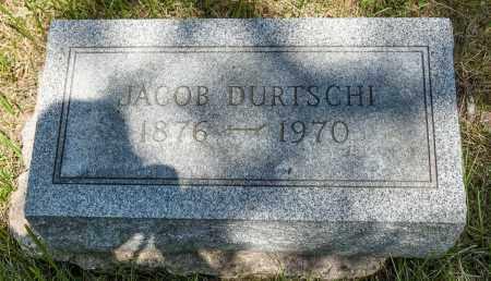 DURTSCHI, JACOB - Crawford County, Ohio   JACOB DURTSCHI - Ohio Gravestone Photos
