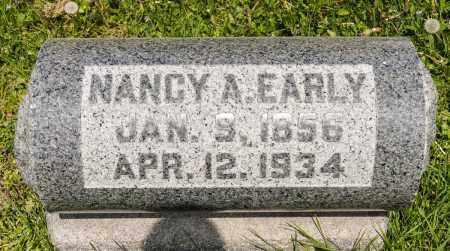 DYE EARLY, NANCY ANN - Crawford County, Ohio   NANCY ANN DYE EARLY - Ohio Gravestone Photos