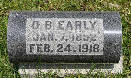 EARLY, OSCAR B. - Crawford County, Ohio | OSCAR B. EARLY - Ohio Gravestone Photos