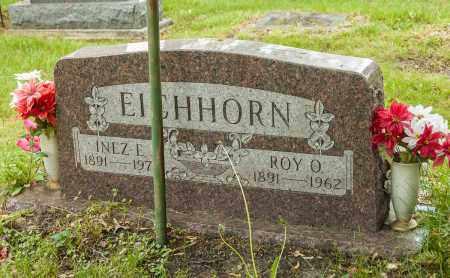 EICHHORN, INEZ E. - Crawford County, Ohio | INEZ E. EICHHORN - Ohio Gravestone Photos
