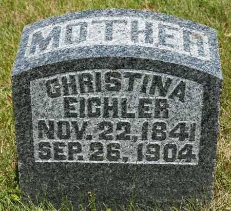 EICHHORN EICHLER, CHRISTINA - Crawford County, Ohio | CHRISTINA EICHHORN EICHLER - Ohio Gravestone Photos