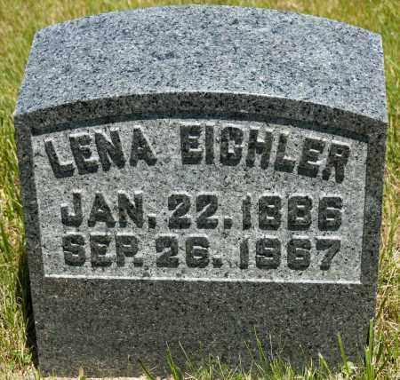 EICHLER, LENA - Crawford County, Ohio | LENA EICHLER - Ohio Gravestone Photos
