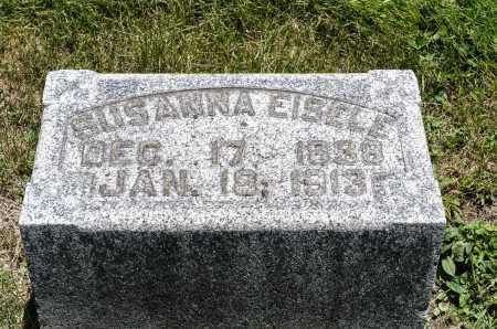 EISELE, SUSANNA - Crawford County, Ohio   SUSANNA EISELE - Ohio Gravestone Photos