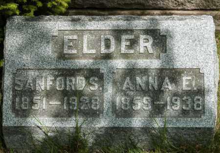 MAGUIRE ELDER, ANNA E. - Crawford County, Ohio | ANNA E. MAGUIRE ELDER - Ohio Gravestone Photos
