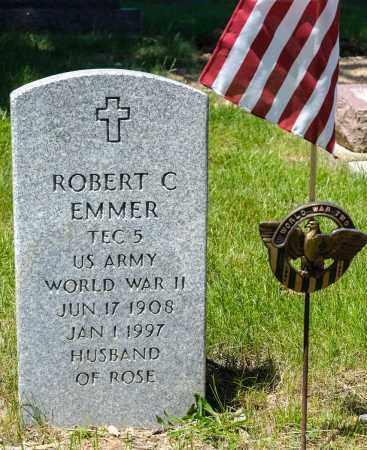 EMMER, ROBERT C. - Crawford County, Ohio | ROBERT C. EMMER - Ohio Gravestone Photos