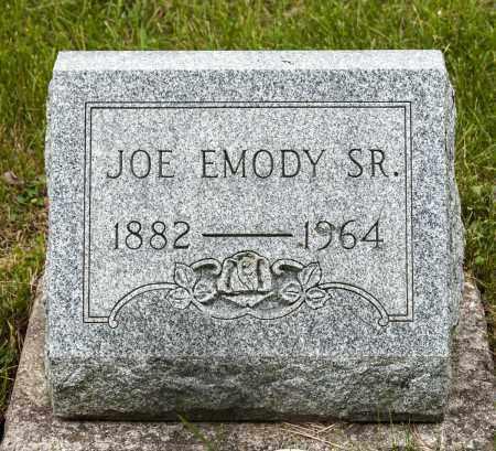 EMODY, JOE - Crawford County, Ohio | JOE EMODY - Ohio Gravestone Photos