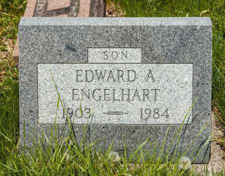 ENGELHART, EDWARD ARTHUR - Crawford County, Ohio   EDWARD ARTHUR ENGELHART - Ohio Gravestone Photos