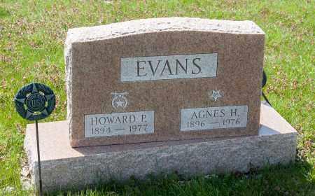 EVANS, HOWARD P. - Crawford County, Ohio   HOWARD P. EVANS - Ohio Gravestone Photos