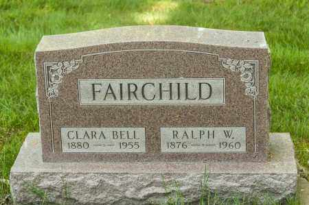 FAIRCHILD, RALPH W. - Crawford County, Ohio | RALPH W. FAIRCHILD - Ohio Gravestone Photos