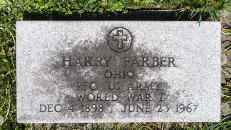 FARBER, HARRY - Crawford County, Ohio | HARRY FARBER - Ohio Gravestone Photos