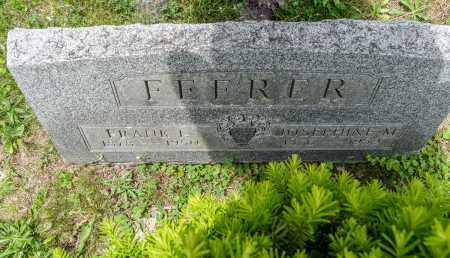 FEERER, JOSEPHINE MILDRED - Crawford County, Ohio | JOSEPHINE MILDRED FEERER - Ohio Gravestone Photos