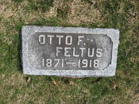 FELTUS, OTTO F. - Crawford County, Ohio   OTTO F. FELTUS - Ohio Gravestone Photos