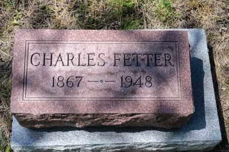 FETTER, CHARLES HENRY - Crawford County, Ohio | CHARLES HENRY FETTER - Ohio Gravestone Photos