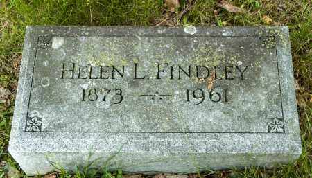 HAMILTON FINDLEY, HELEN LOUISE - Crawford County, Ohio | HELEN LOUISE HAMILTON FINDLEY - Ohio Gravestone Photos