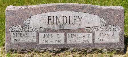 HILLS FINDLEY, NEWELLA P. - Crawford County, Ohio | NEWELLA P. HILLS FINDLEY - Ohio Gravestone Photos