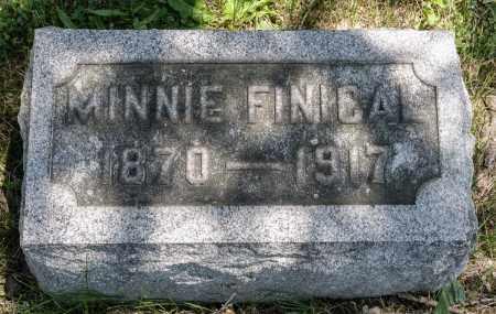 FINICAL, MINNIE - Crawford County, Ohio | MINNIE FINICAL - Ohio Gravestone Photos