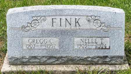 FINK, NELLIE T. - Crawford County, Ohio | NELLIE T. FINK - Ohio Gravestone Photos