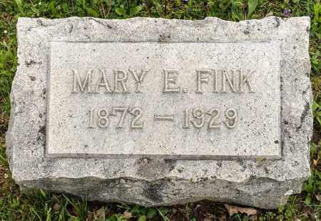 CALDWELL FINK, MARY E. - Crawford County, Ohio | MARY E. CALDWELL FINK - Ohio Gravestone Photos