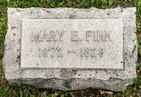 CALDWELL FINK, MARY E. - Crawford County, Ohio   MARY E. CALDWELL FINK - Ohio Gravestone Photos