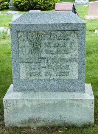 FLICK, LEWIS PAUL - Crawford County, Ohio | LEWIS PAUL FLICK - Ohio Gravestone Photos