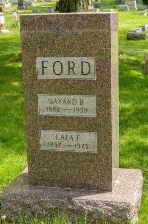 FORD, BAYARD B. - Crawford County, Ohio | BAYARD B. FORD - Ohio Gravestone Photos
