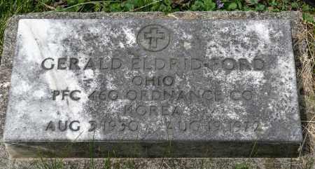 FORD, GERALD ELDRIDGE - Crawford County, Ohio | GERALD ELDRIDGE FORD - Ohio Gravestone Photos