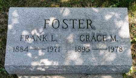 FOSTER, GRACE MAE - Crawford County, Ohio | GRACE MAE FOSTER - Ohio Gravestone Photos