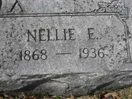 FOX, NELLIE E. - Crawford County, Ohio | NELLIE E. FOX - Ohio Gravestone Photos