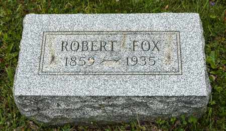 FOX, ROBERT - Crawford County, Ohio   ROBERT FOX - Ohio Gravestone Photos