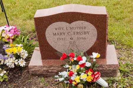 FRISBY, MARY C. - Crawford County, Ohio | MARY C. FRISBY - Ohio Gravestone Photos