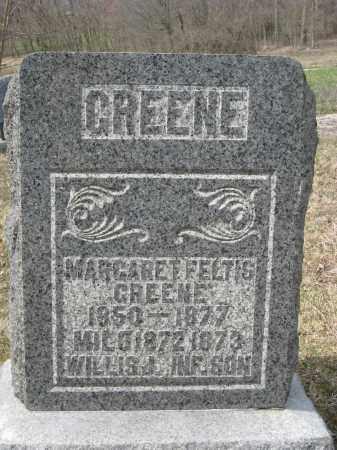 GREENE, MILO - Crawford County, Ohio   MILO GREENE - Ohio Gravestone Photos