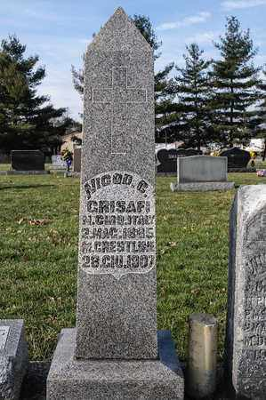 GRISAFI, NICODEMO G - Crawford County, Ohio | NICODEMO G GRISAFI - Ohio Gravestone Photos