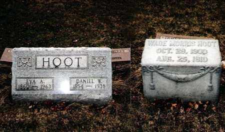 HOOT, EVA A. - Crawford County, Ohio | EVA A. HOOT - Ohio Gravestone Photos
