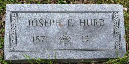 HURD, JOSEPH F. - Crawford County, Ohio | JOSEPH F. HURD - Ohio Gravestone Photos