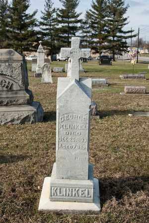 KLINKEL, GEORGE - Crawford County, Ohio | GEORGE KLINKEL - Ohio Gravestone Photos