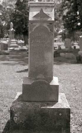 KNOEDLER, FREDERICK - Crawford County, Ohio   FREDERICK KNOEDLER - Ohio Gravestone Photos