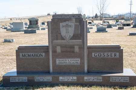 CROWE GOSSER, JANE - Crawford County, Ohio | JANE CROWE GOSSER - Ohio Gravestone Photos