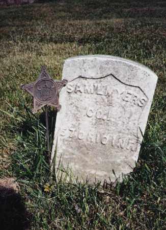 MYERS, SAMUEL - Crawford County, Ohio   SAMUEL MYERS - Ohio Gravestone Photos