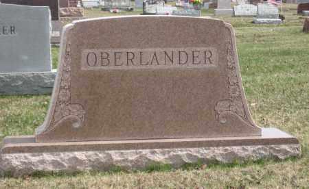 OBERLANDER, MONUMENT - Crawford County, Ohio | MONUMENT OBERLANDER - Ohio Gravestone Photos