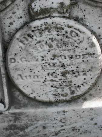 OGDEN, HIRAM G - Crawford County, Ohio | HIRAM G OGDEN - Ohio Gravestone Photos
