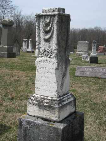 OGDEN MONUMENT, MARTHA - Crawford County, Ohio | MARTHA OGDEN MONUMENT - Ohio Gravestone Photos