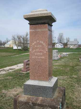PENNINGTON MONUMENT, WILLIAM - Crawford County, Ohio | WILLIAM PENNINGTON MONUMENT - Ohio Gravestone Photos